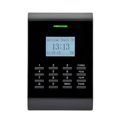 ClockRite AC100 Access Control System Front