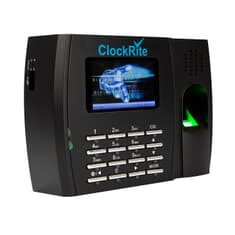 ClockRite C200 Fingerprint Clocking In Machine
